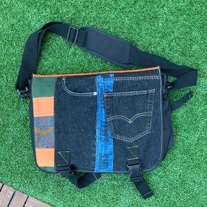 Route 66 messenger satchel bag